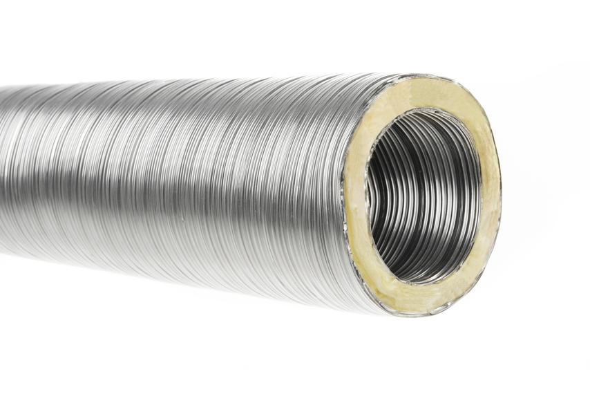 Westerform aislado alu alu westaflex - Tubo flexible aluminio ...